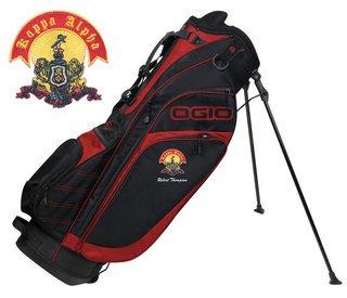 Kappa Alpha Golf Bags