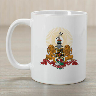 Kappa Alpha Greek Crest Coffee Mug