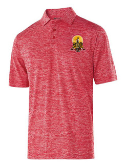 Kappa Alpha Greek Crest Emblem Electrify Polo