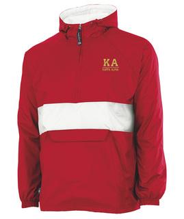 Kappa Alpha Greek Letter Anoraks