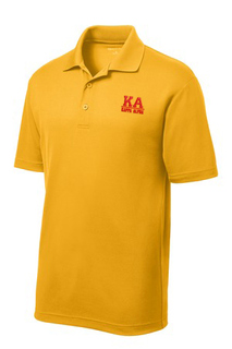 Kappa Alpha Greek Letter Polo's