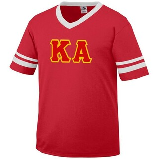 DISCOUNT-Kappa Alpha Jersey With Custom Sleeves