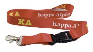 Kappa Alpha Lanyard