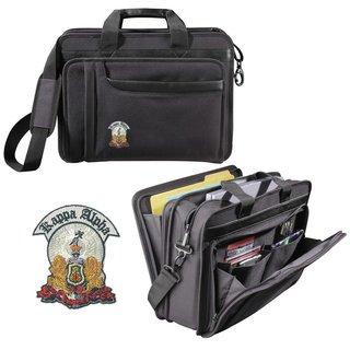 Kappa Alpha Crest Briefcase Attache