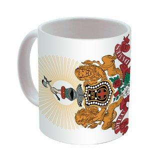 Kappa Alpha Mega Crest - Shield Coffee Mug