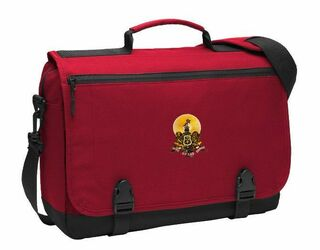 DISCOUNT-Kappa Alpha Messenger Briefcase