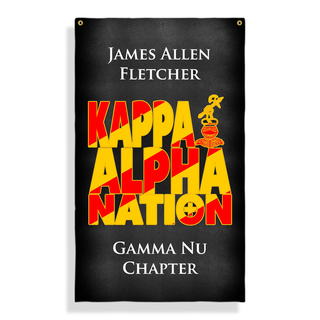 Kappa Alpha Nations Giant Flag