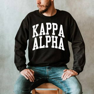 Kappa Alpha Nickname Crewneck Sweatshirt