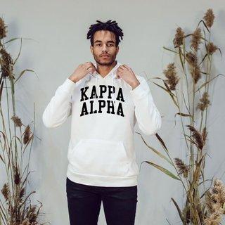 Kappa Alpha Nickname Hooded Sweatshirt