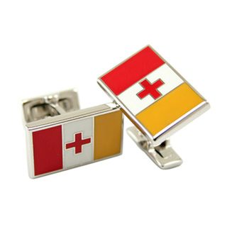 Kappa Alpha Order Flag Cufflinks