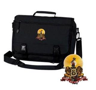 DISCOUNT-Kappa Alpha Emblem Briefcase
