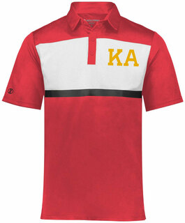 Kappa Alpha Prism Bold Polo