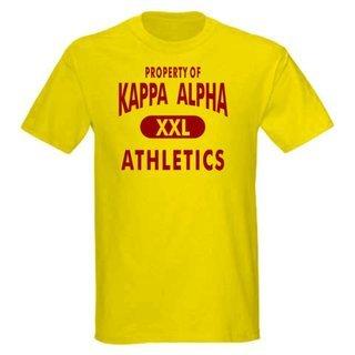 Kappa Alpha prop tee