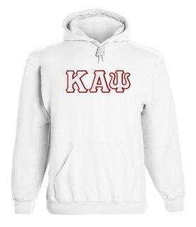 Kappa Alpha Psi 2 Day Ship Twill Hooded Sweatshirt
