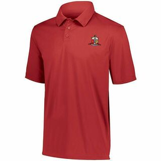 DISCOUNT-Kappa Alpha Psi- World Famous Greek Crest - Shield Vital Polo