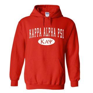 Kappa Alpha Psi arch Hoodie