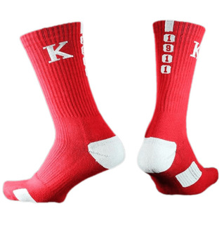 Kappa Alpha Psi Athletic Crew Socks