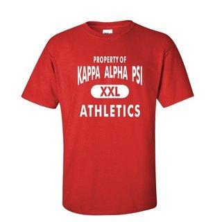 Kappa Alpha Psi Athletic Tee