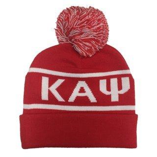 Kappa Alpha Psi Beanie Ski Cap