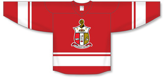 Kappa Alpha Psi League Hockey Jersey