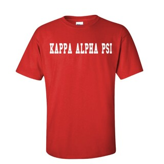 Kappa Alpha Psi College Tee