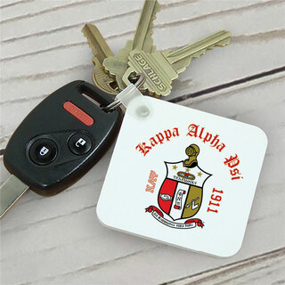 Kappa Alpha Psi Color Keychains