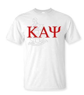 Kappa Alpha Psi Crest - Shield Tee