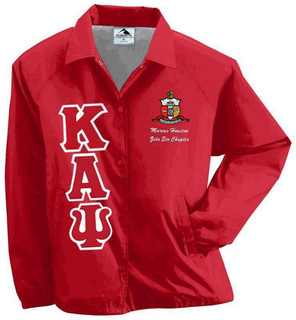 Kappa Alpha Psi Crossing Jacket