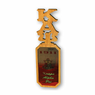Kappa Alpha Psi Domed Wall Hanging