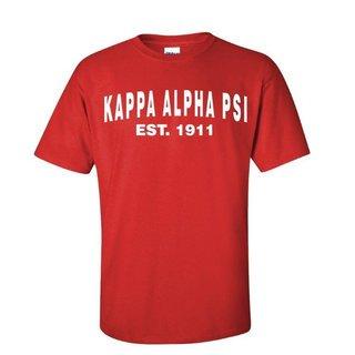 Kappa Alpha Psi Est Tee