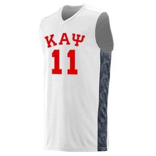 Kappa Alpha Psi Fast Break Game Basketball Jersey