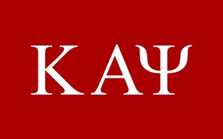 Kappa Alpha Psi Flag Decal Sticker