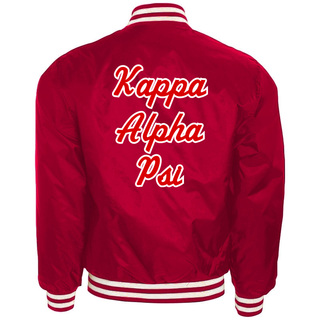 Kappa Alpha Psi Heritage Letterman Jacket