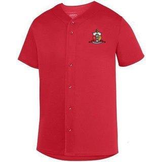 DISCOUNT-Kappa Alpha Psi Fraternity Crest - Shield Sultan Baseball Jersey
