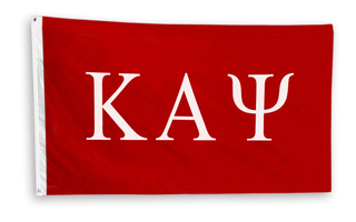 Kappa Alpha Psi Giant Flag