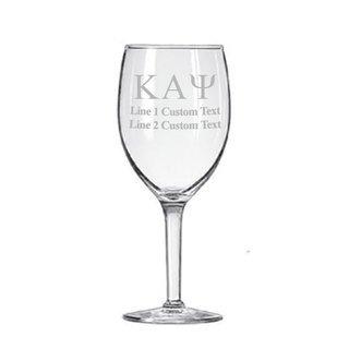 Kappa Alpha Psi Goblet (2 to a Set)