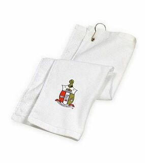 Kappa Alpha Psi Golf Towel
