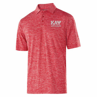 Kappa Alpha Psi Greek Letter Electrify Polo