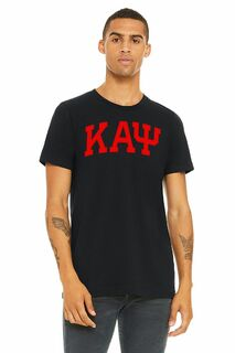 Kappa Alpha Psi Greek Lettered Arch T-Shirt