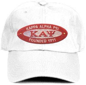 Kappa Alpha Psi Hat - Oval