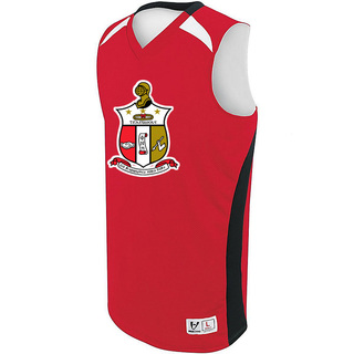 Kappa Alpha Psi High Five Campus Basketball Jersey