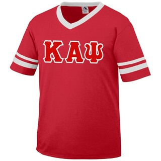 DISCOUNT-Kappa Alpha Psi Jersey W/ Custom Sleeves