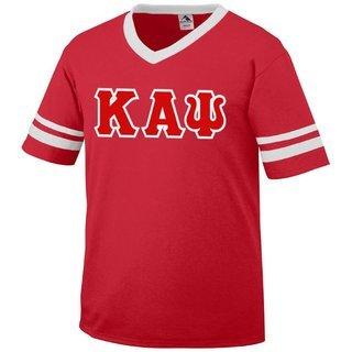 DISCOUNT-Kappa Alpha Psi Jersey W/ Custom Sleeves