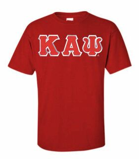 Kappa Alpha Psi Lettered T-Shirt