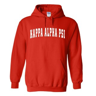 Kappa Alpha Psi letterman Hoodie