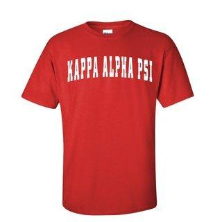 Kappa Alpha Psi Letterman Tee