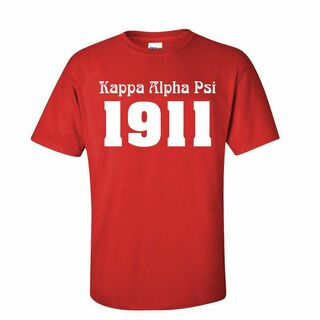Kappa Alpha Psi Logo Short Sleeve Tee
