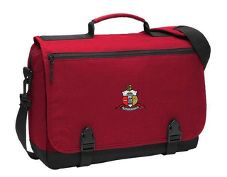 DISCOUNT-Kappa Alpha Psi Messenger Briefcase