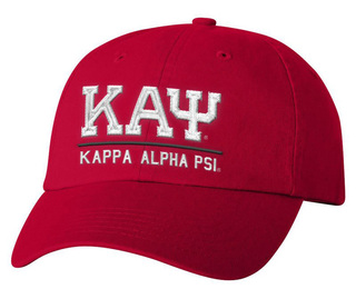 Kappa Alpha Psi Old School Greek Letter Hat