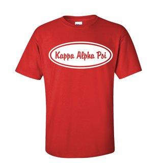Kappa Alpha Psi Emblem Tee